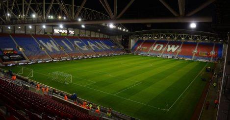 Wigan DW Stadium