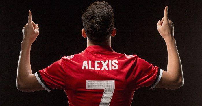 cheap for discount e3666 032b4 Alexis Sanchez explains how Jose Mourinho lured him to Man ...