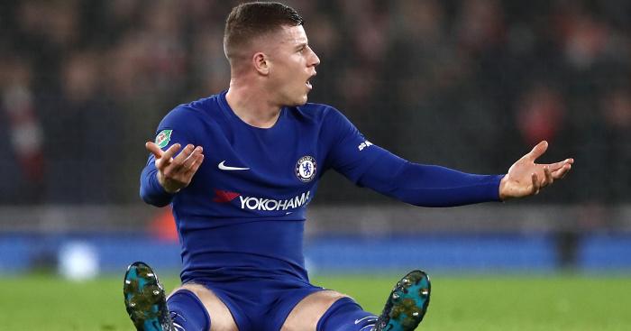 Chelsea Midfielder Barkley Makes Revelation Over New Boss