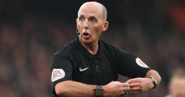 Mike Dean - Tottenham v Man City: Thinking of goals galore? Think again