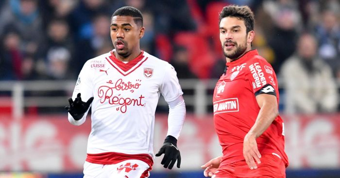 Bordeaux happy to let ?40m star join Arsenal, Spurs or Inter in loan deal