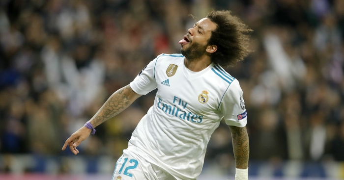 Marcelo Real Madrid - Euro Paper Talk: Conte demands Man Utd target leaves Inter; €50m man keen on Prem switch empties locker room