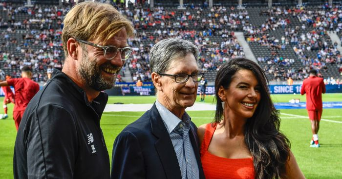 GettyImages.824415962 - Henry hails Liverpool 'gift that keeps on giving'; lauds key Klopp trait