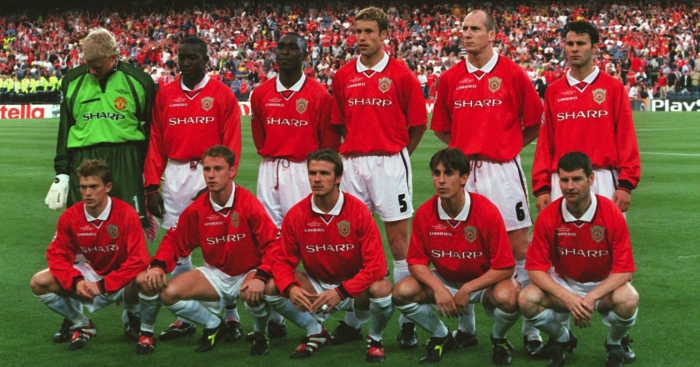 Manchester United Champions League final 1999 - Phil Neville identifies two key ways Man Utd can catch Man City