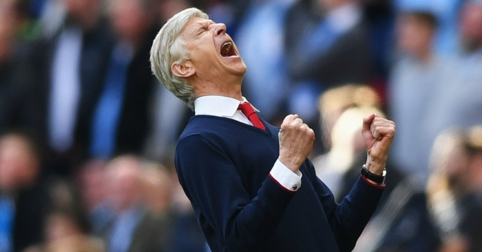 Wenger explains how his best Arsenal team helped him achieve dream