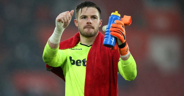 Crystal Palace clinch deadline signing of Jack Butland on permanent deal