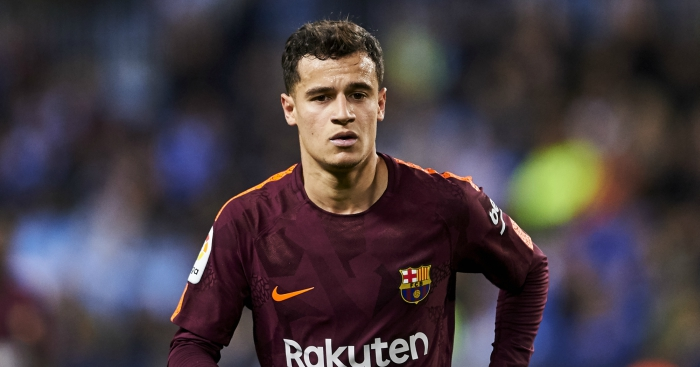 Philippe Coutinho Barcelona - Barcelona make Coutinho decision as Chelsea join Man Utd in hunt