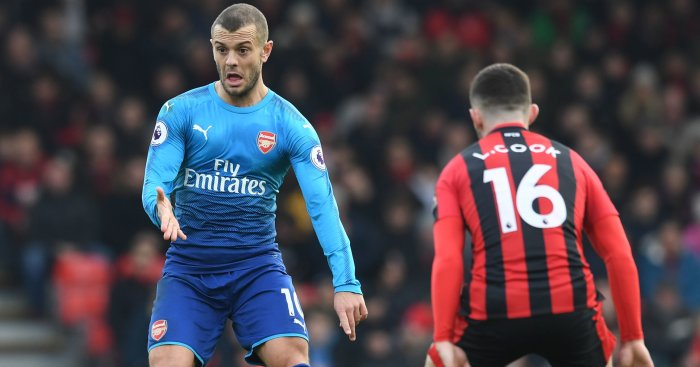 Arsenal fans rage as 'loyal' Jack Wilshere is 'forced out' by club