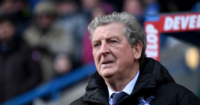 Hodgson refuses to rule out Palace exit for Arsenal, Everton target