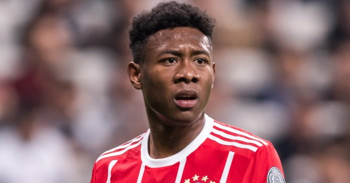 PA.35529300 - Man City one of three powerful clubs with 'concrete interest' in reported Liverpool target