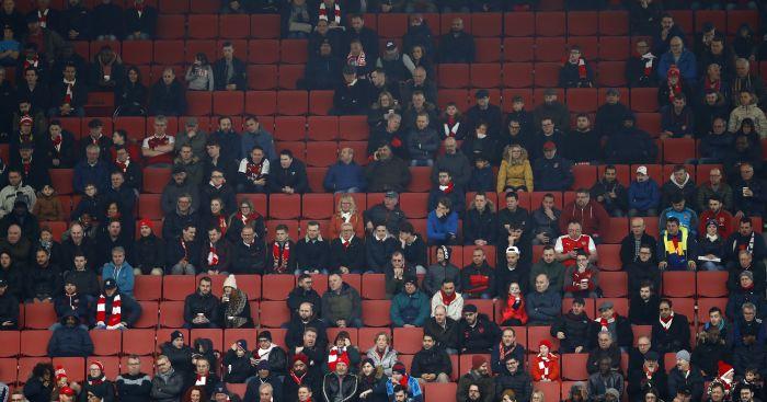 Emirates Stadium TEAMtalk