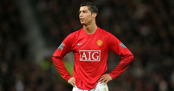 innovative design e5f1b 3f5d0 Revealed: Why Cristiano snubbed Man Utd return for £100m ...