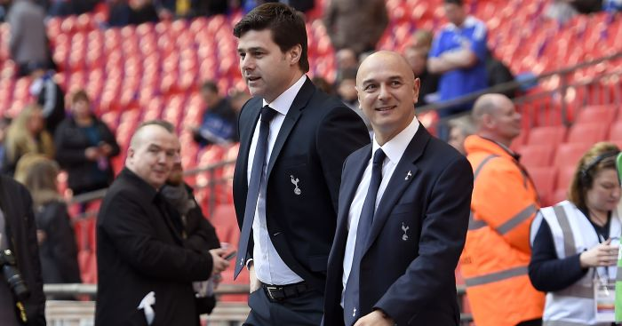 Levy opens up on possibility of key Tottenham stars signing new contracts