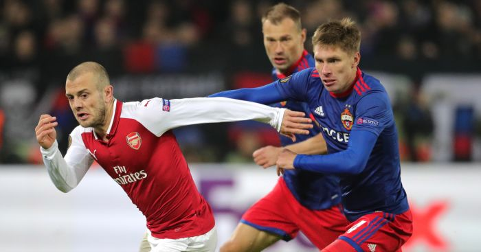 Wilshere makes Arsenal decision after crushing Emery verdict