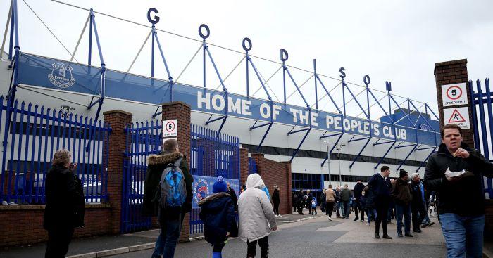 Goodison Park Everton TEAMtalk