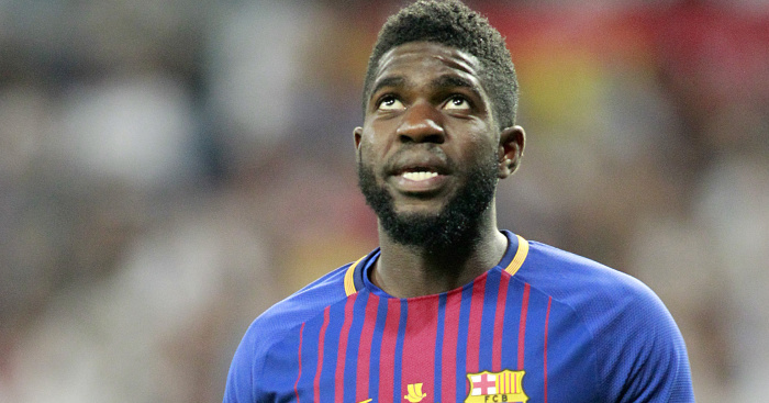 Samuel Umtiti - Euro Paper Talk: Huge news for Man Utd as Milan make €75m target available; Liverpool path clearer for free agent