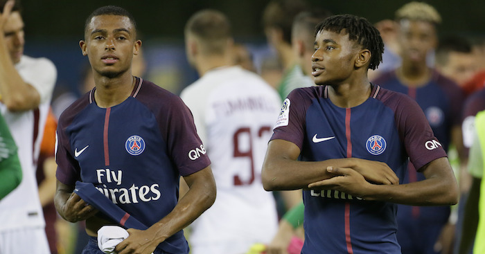 GettyImages 821149160 - French reports claim Arsenal agree shock deal to sign PSG star