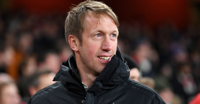 Graham.Potter1 - Brighton hoping Potter can work his magic after unveiling him as new boss