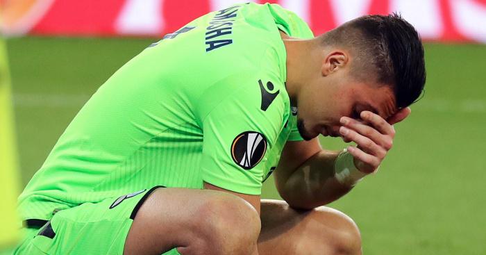 Thomas.Strakosha1 - Euro Paper Talk: Man Utd pick two Real Madrid stars as part of huge Pogba swap; Lazio talk Tottenham out of €40m deal