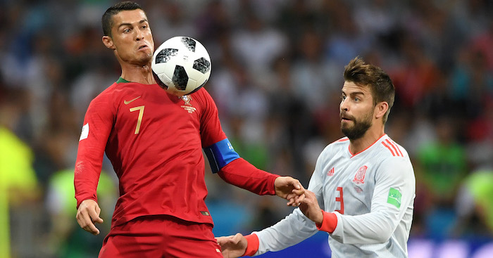 Cristiano Ronaldo left out of Portugal squad as probe continues
