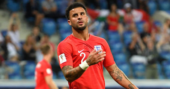 Kyle Walker doesn't want to play as an England centre-back