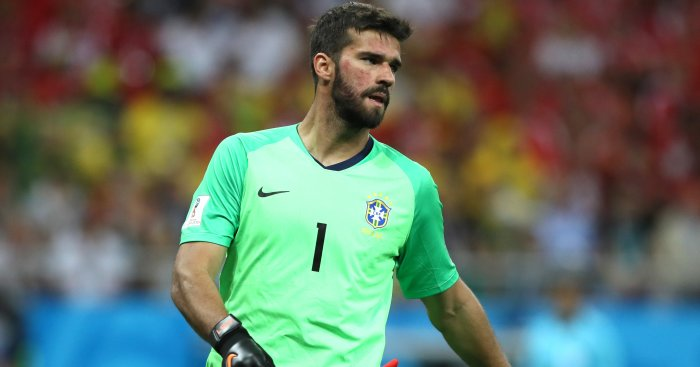 2cf51c7ff68 Second bid lined up for €70m Brazil keeper Alisson