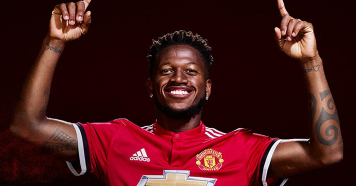 34994d3cf Mourinho hopes Pogba benefits from Fred s Man Utd arrival