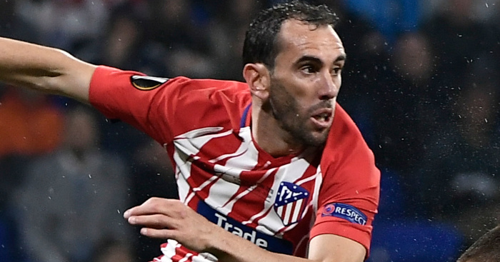 Godin1 - Euro Paper Talk: Real Madrid steal a march on €50m Liverpool, Man Utd target; Serie A giants want Chelsea defender