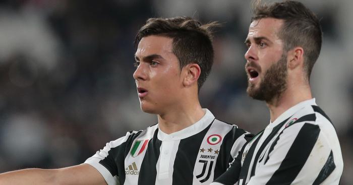 Paulo Dybala, Miralem Pjanic Juventus TEAMtalk