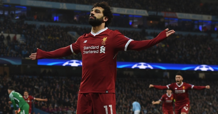 Mo Salah's empowering message to axed Loris Karius