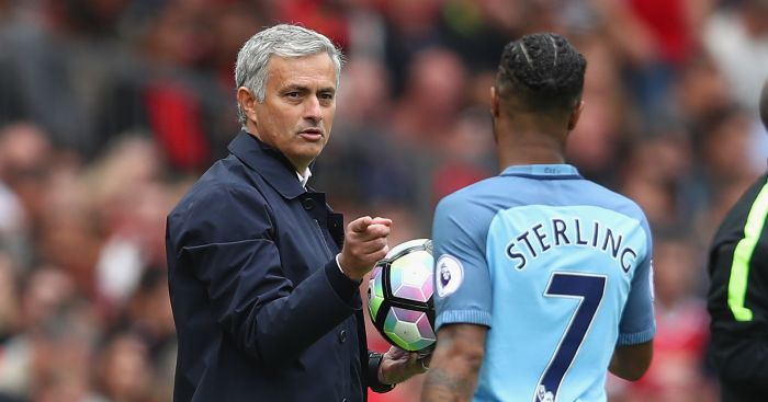 Man Utd boss Mourinho hits out at Sterling over World Cup displays ...