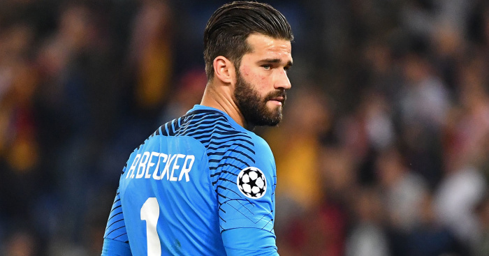 Alisson Becker TEAMtalk
