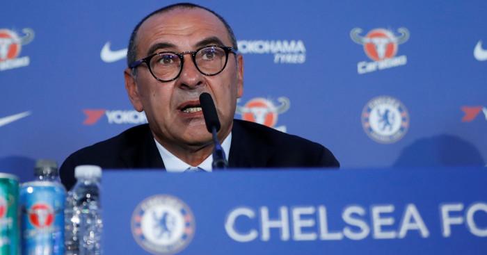 Sarri press - Chelsea miss deadline – but Sarri delivers big update on Higuain transfer