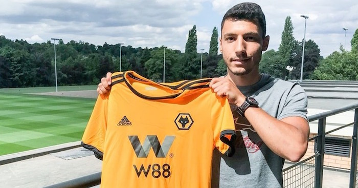 Wolves complete signing of Portugal starlet after Liverpool release