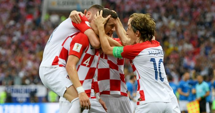 Ivan Perisic Croatia