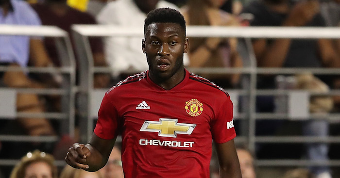 Signing of £19m defender forces Man Utd starlet to consider exit