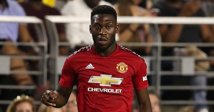 Signing of £19m defender forces Man Utd starlet to consider exit