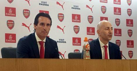 Ivan Gazidis Arsenal