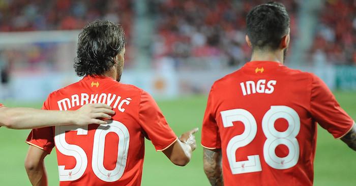 Markovic Ings Liverpool