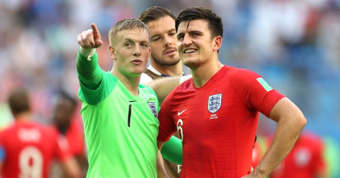 Jordan Pickford TEAMtalk