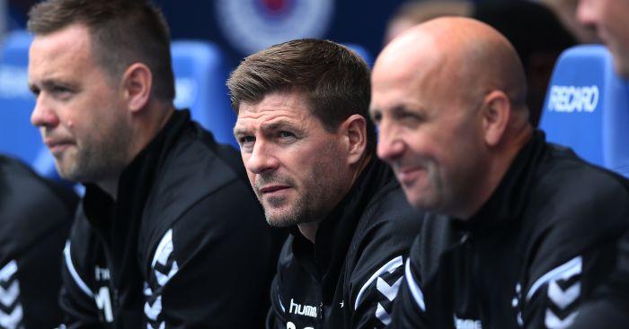 Steven Gerrard TEAMtalk
