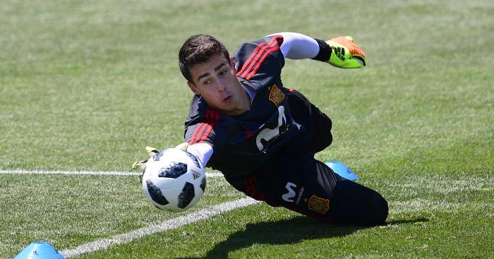 bc090d2d0 Kepa Arrizabalaga Spain. Kepa Arrizabalaga Spain. Chelsea have agreed a  deal to bring Athletic Bilbao goalkeeper ...