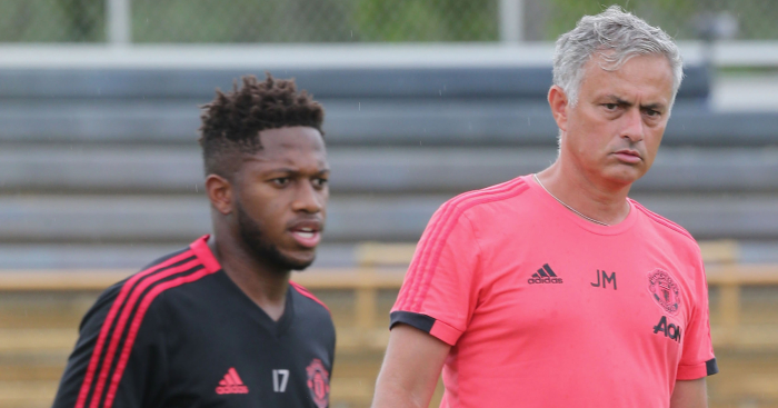 Shakhtar boss advises Man Utd on how to get the best out of Fred