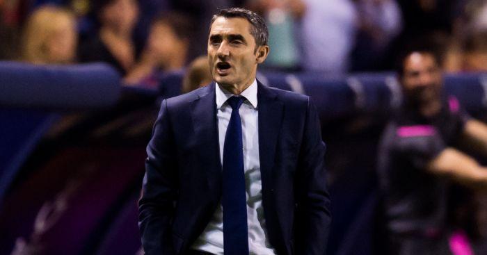 Ernesto.Valverde - Barcelona boss provides huge news on top Arsenal target