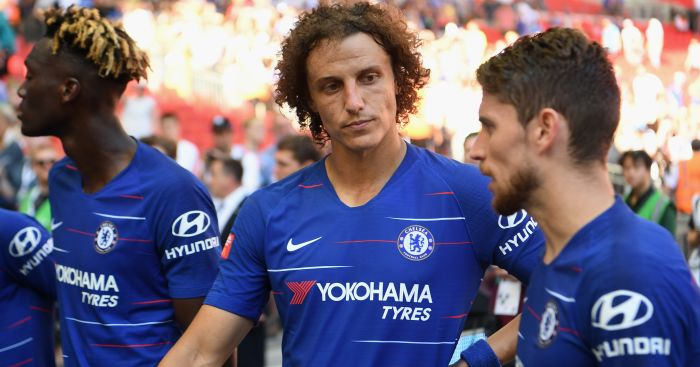 David.Luiz  - David Luiz responds to Sarri's verbal attack on Chelsea players