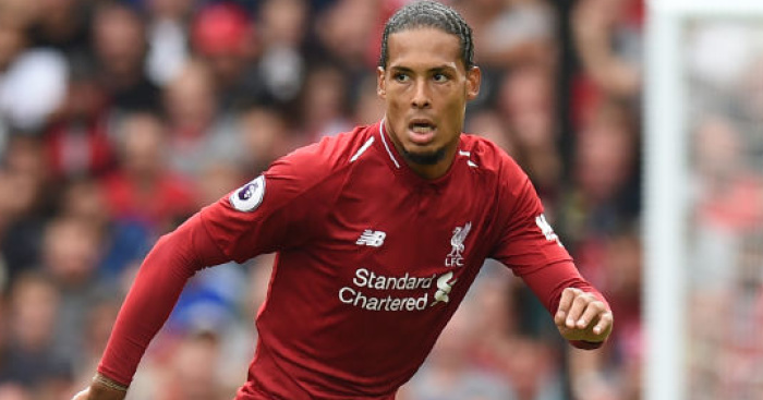 Virgil Van Dijk gives revealing insight into life at Liverpool