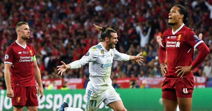 Gareth Bale; Virgil van Dijk TEAMtalk