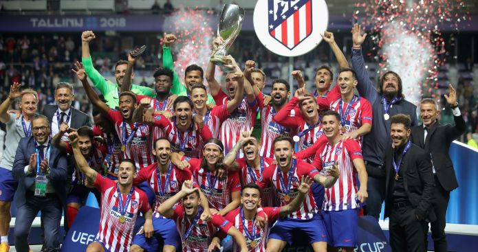 Atletico Madrid TEAMtalk