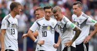 Mesut Ozil; Toni Kroos TEAMtalk
