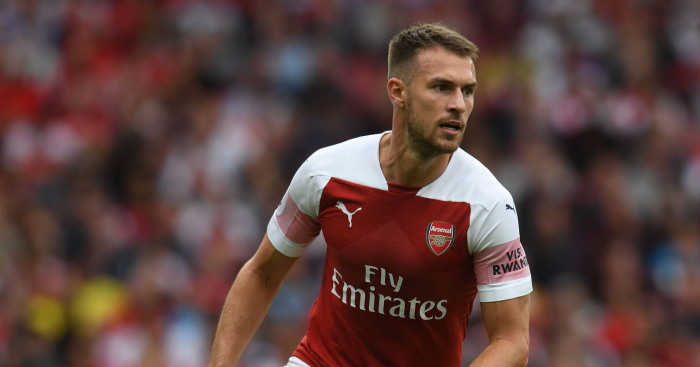 ca7556a84 Juventus confirm Aaron Ramsey signing on eye-watering wages